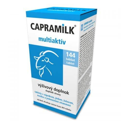 CAPRAMILK Multiaktív