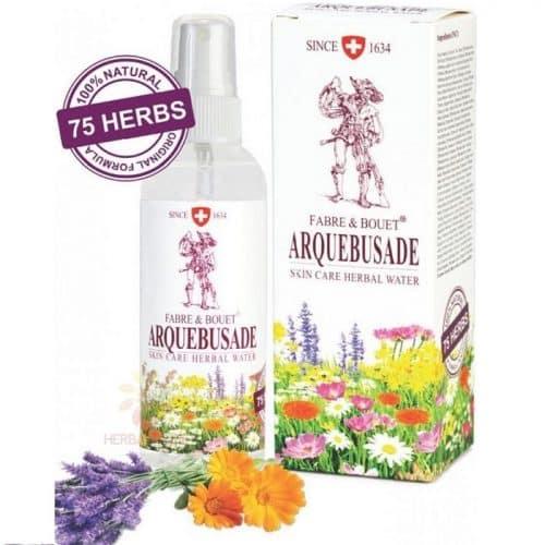 Nebeské kvety Arquebusade