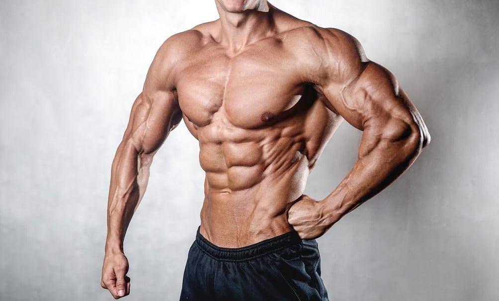 Zvýšenie svalovej hmoty